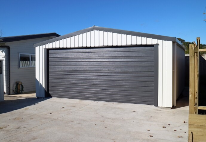 Large Sectional Doors