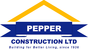 peppershed construction logo